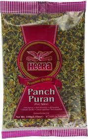 Heera Premium Quality Panch Puran 100g