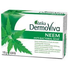 VATIKA D.V. NEEM SOAP 115g