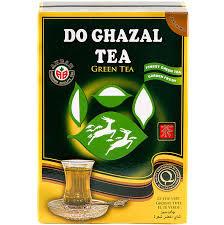 Do Ghazal Tea - Green Tea 500g