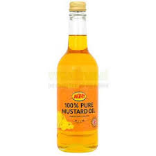KTC 100 percent Mustard Oil 1L��