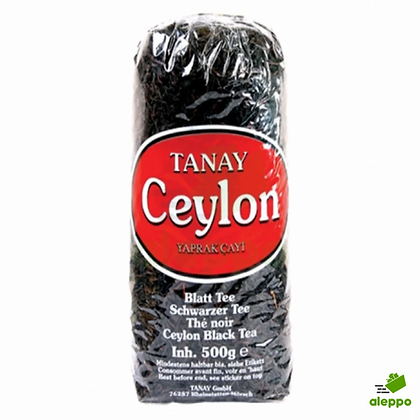 Tanya Ceylon Black Tea 500g