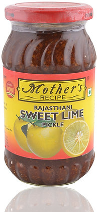 Mothers Rajasthani Sweet Lime Pickle 500g