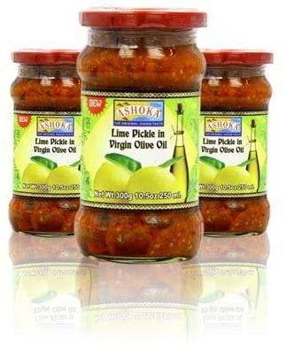 Asohka Lime Pickle 500g