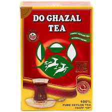 Do Ghazal Tea - Pure Ceylon Tea 500g
