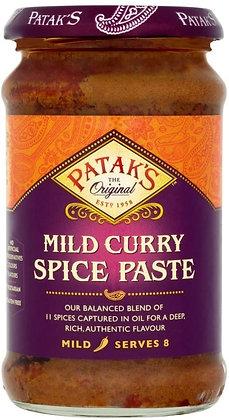 Patak - Mild Curry Paste 283g