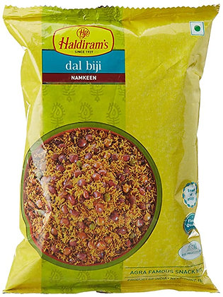 Hadiram's Indian Snacks Dal Biji (Namkeen) 150g