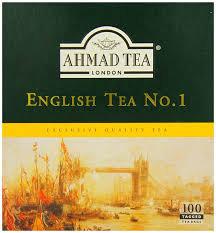 Ahmed Tea - English Tea no:1 100 bags