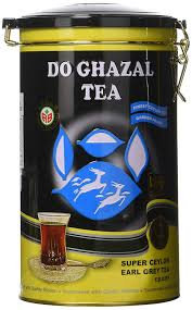 Do Ghazal Tea - Super Ceylon Earl Grey Tea 500g