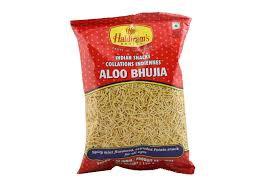 Hadiram's Indian Snacks Plain Bhujia 150g