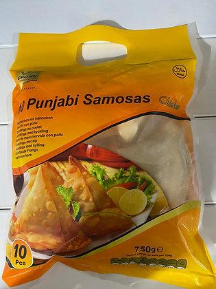 Punjabi Samoosas 750g