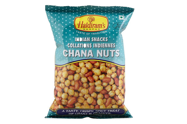 Hadiram's Indian Snacks Chana Nuts 150g