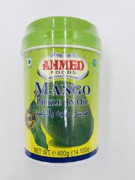 Ahmed Pickle Mango 400g