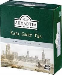 Ahmed Tea - Earl Grey Tea 100 bags