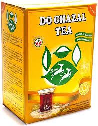 Do Ghazal Tea - Finest Ceylon Tea Cardamom 500g