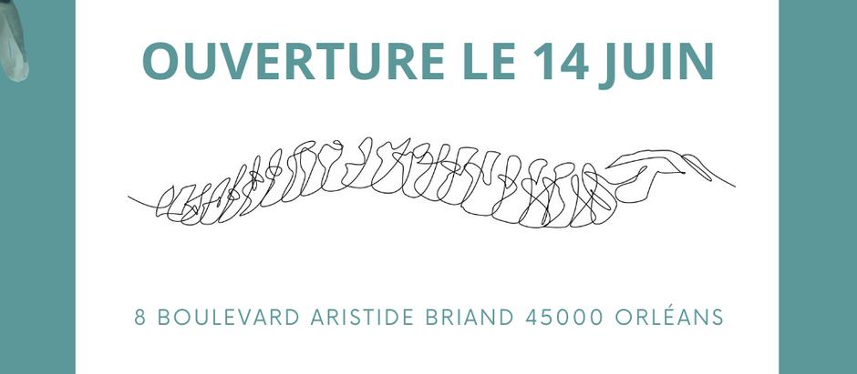 [OUVERTURE LE 14 JUIN DE L'ART CHIROPRATIQUE]