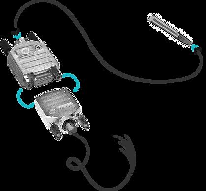 OMNI SENSORS - modulares SPS Transmitter System