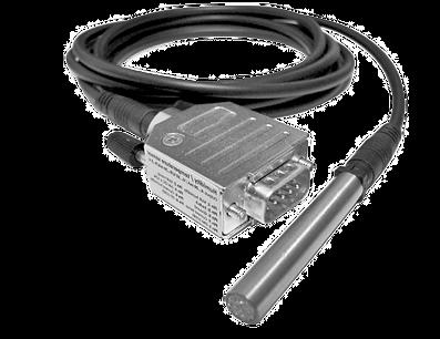 OMNI SENSORS - modulares USB Transmitter System Messumformer Feuchte Temperatur