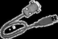 OMNI SENSORS - USB Parametrierungskabel über SUBD