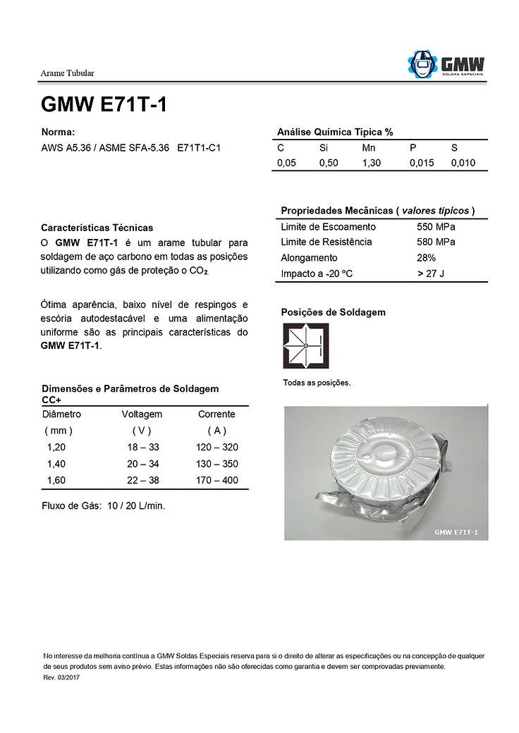 GMW E71T-1 Rev. 3 2017- Arial- PDF - JPG