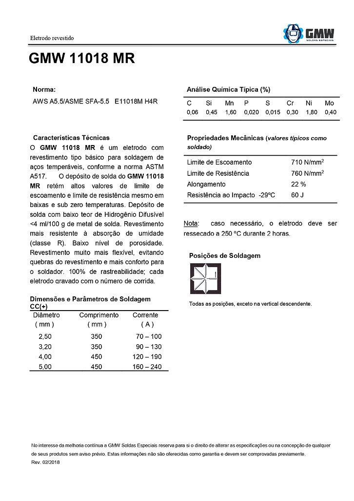 GMW 11018 MR  Rev. 02 2018 - Arial - PDF