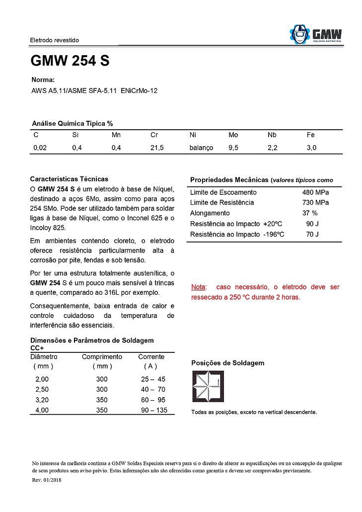GMW 254 S  Rev. 1 2018 - ARIAL - PDF - J