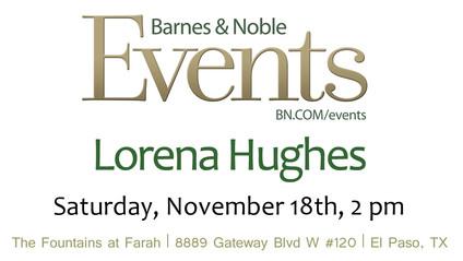 Event at Barnes & Noble!