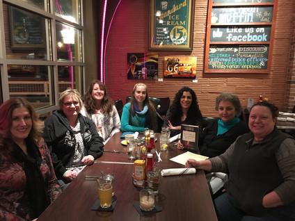 Another awesome book club!