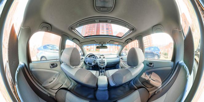 Fotografía 360 para Automóviles
