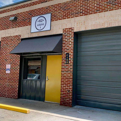 62 Screws custom premium furniture maker in North Atlanta specializing in modern farmhouse and industrial furniture/built-ins