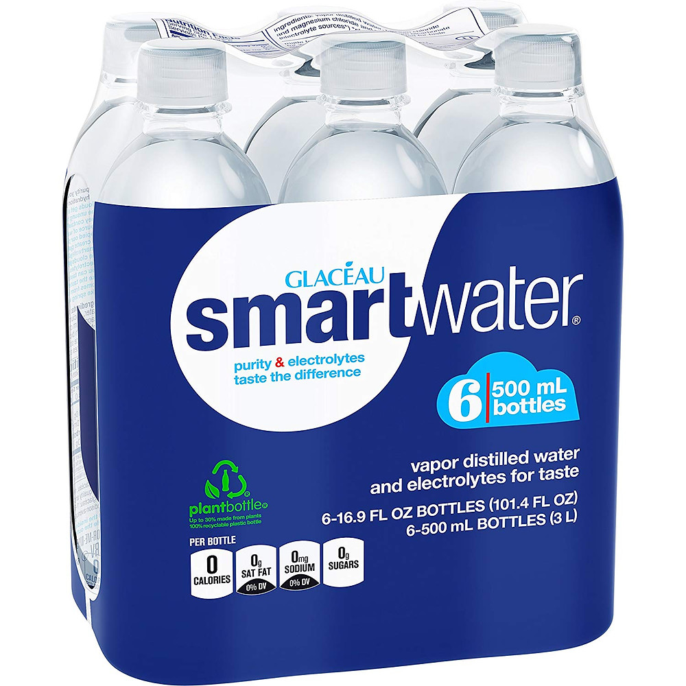 Smart Water has no AI in it . Stop looking for AI