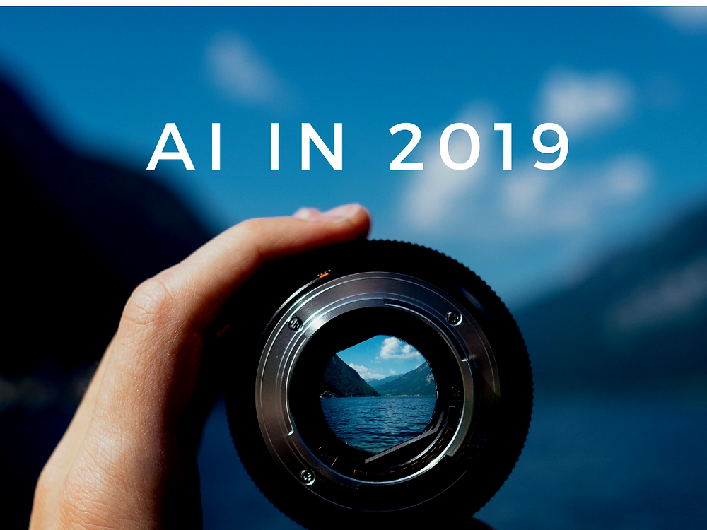AI In 2019 Flashback