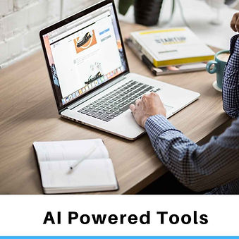 AI Powered Tools