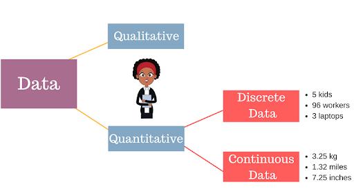 Qualitative vs Quantitate Data
