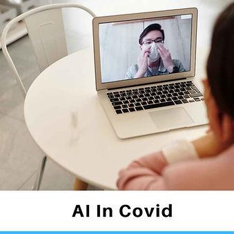 AI IN COVID