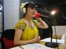秋のお花の黄色いドレス