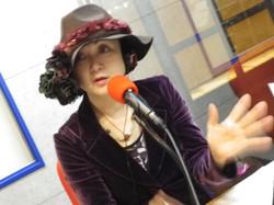 ラジオ向きじゃない帽子