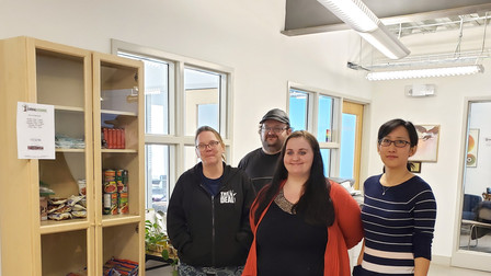 WESLinks Pantry Project