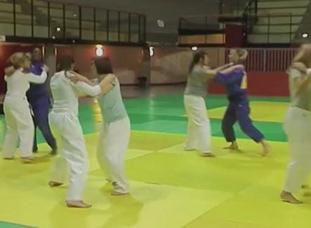 Taïso : le judo sans les chutes à la porté de tous (vidéo)