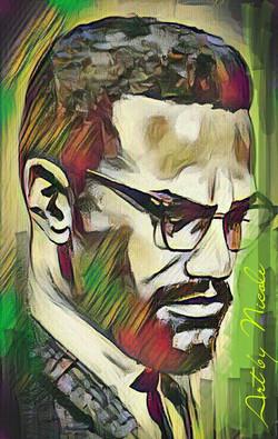 """Malcolm X"" (Master Mind)"