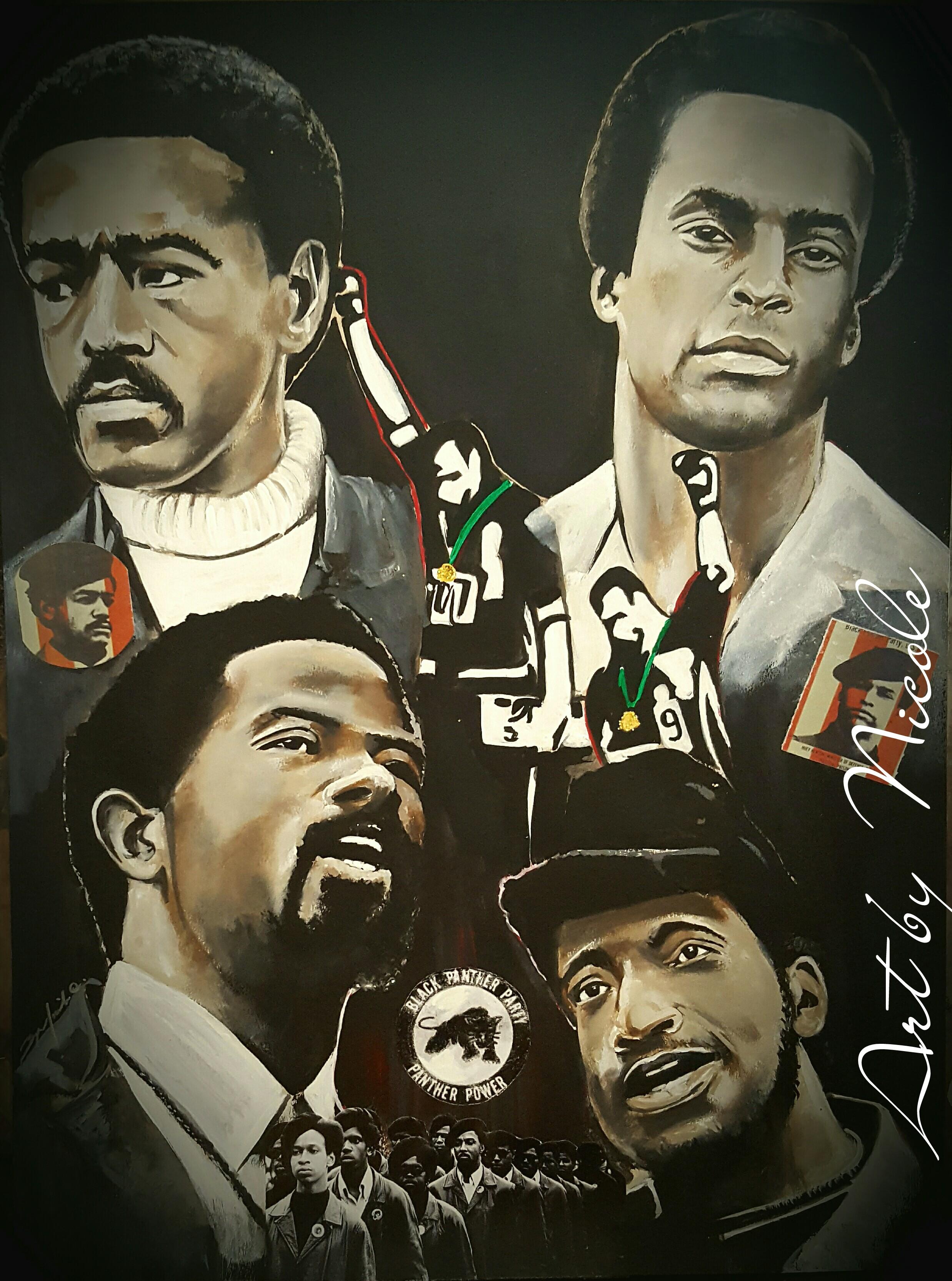 """""""I'm Black & I'm Proud"""" (BPP)"""