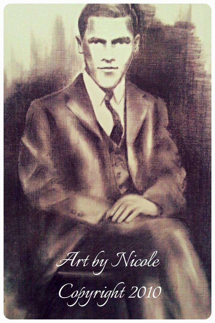 """Mr. Garrett"" - Portrait"