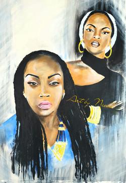 """""""S.H.E"""" - Portrait"""