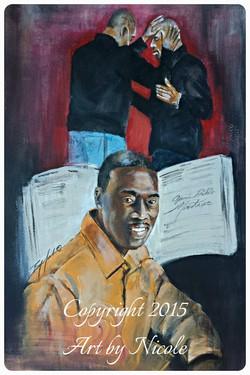 """Pastor Bill Thomas"" - Portrait"