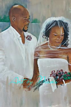 """""""I Do"""" - Portrait"""