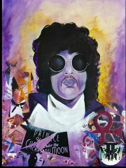 """The Purple One"" - Prince"