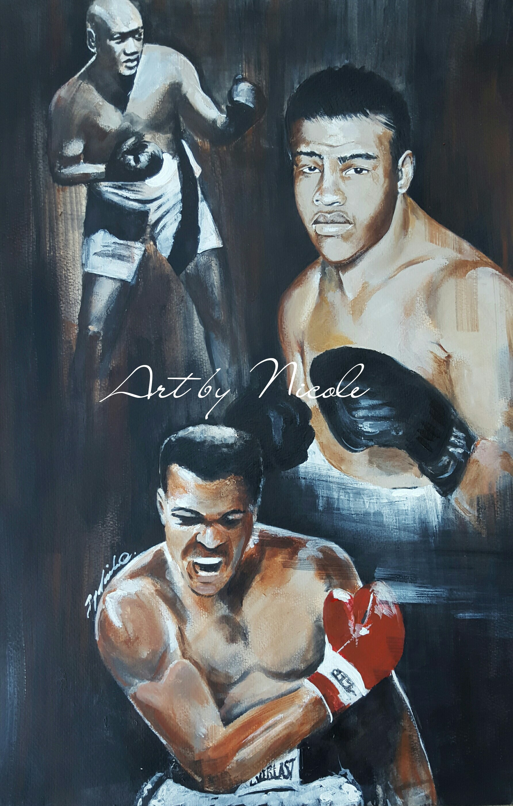 """""""Legends of Boxing"""""""