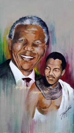 """Mandela"""
