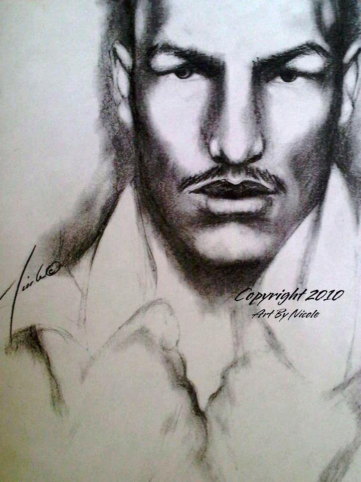 """Terrence"" - Portrait"