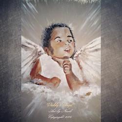 """""""Daddy's Angel"""" - Portrait"""