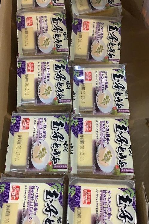 日本 愛知縣 玉子豆腐 $30/包 1包3條